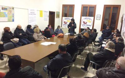 Ieri sera al Centro Civico di Ca'Emo abbiamo incontrato i cittadini insieme ai nostri candidati